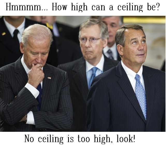Debt Ceiling height