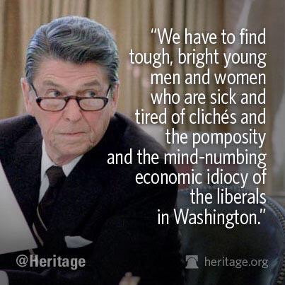 Reagan Quote - Find Young People